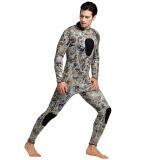 ขาย Men 3Mm Neoprene Wetsuit Full Body Swimsuit Warm Up Winter Full Suit Swimwear Thicken Scuba Diving Snorkeling Wet Suit Camo Grey Intl Unbranded Generic ออนไลน์