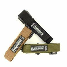 ส่วนลด Men Adjustable Rescue Survival Tactical Belt Green Intl Unbranded Generic
