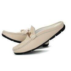 ขาย ซื้อ Men Casual Shoes Summer Breathable Casual Shoes Size Slip On Soft Men S Loafers Outdoors Intl