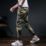 ส่วนลด Men S Casual Pants Japanese Camouflage Slim Pants Pants Youth Shorts Pants Pants In Summer Intl Unbranded Generic จีน