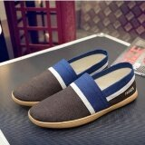 ขาย Men Shoes Light Soft Fashion Casual Flats Men Loafers Comfortable Driving Shoes Breathable Intl เป็นต้นฉบับ