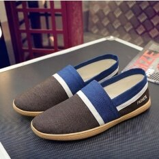 ขาย Men Shoes Light Soft Fashion Casual Flats Men Loafers Comfortable Driving Shoes Breathable Intl Unbranded Generic ผู้ค้าส่ง