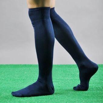 ผู้ชายกีฬาฟุตบอลฟุตบอลถุงเท้ายาวกว่าถุงเท้าสูงถึงเข่าเบสบอลฮอกกี้