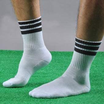 Men Sport Football Soccer Short Socks Sock Baseball Hockey - intl