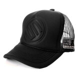 ส่วนลด Men Women Adjustable Mesh Baseball Cap Snapback Trucker Outdoor Sport Hiphop Hat Black Intl Unbranded Generic ใน จีน