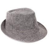 หมวกสตรีหมวกสักหลาดสไตล์ทหารคิวบา ปานามา สวมหมวกแก๊ปหมวกปีกสั้นอ้วนใสนักเลง Unbranded Generic ถูก ใน จีน
