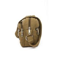 ราคา กระเป๋าเดินทางผู้ชายผู้ชายผ้าใบกระเป๋าแฟชั่นผู้ชายกระเป๋าเอกสารกระเป๋าไหล่กระเป๋า Kh นานาชาติ ใหม่