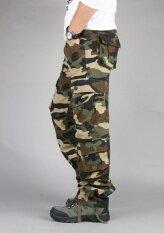 ราคา Men S Camouflage Cargo Pants Men Military Army Pants Tactical Pants Men Militar Trousers Brand Clothing Yellow Intl ใน จีน