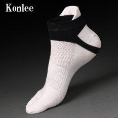 ขาย 2 Pairs Men S Cotton Socks With Anti Out Five Fingers K D0118 ออนไลน์ ใน จีน