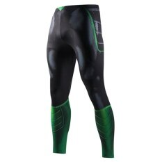 ราคา Men S Elasticity Tight Outdoor Cycling Basketball Fitness Quick Drying Base Layers(Jsk 206) Intl ใหม่ล่าสุด