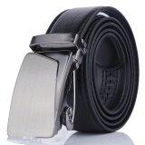 ซื้อ Men S Fashion Belt With Zinc Alloy Buckle For Men Fashion Suite Tie Casual Cloth Shirt Wallet Waist 130Cm Intl Unbranded Generic ถูก