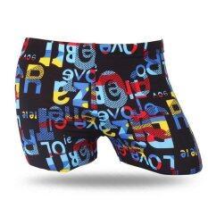 ชายกางเกงว่ายน้ำ (multicolor) - Intl By W Price Technology.