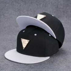 ทบทวน Men S Summer Hat Outdoor Hip Hop Hat Fashion Sun Hat Lady Sun Protection Baseball Cap Flat Spring Sun Hat Cap Adjustable 54 60Cm Intl
