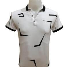 ซื้อ เสื้อยืดผู้ชายMen S T Shirtเสื้อยืดแฟชั่นผู้ชาย Polo Shirtเสื้อโปโล Oemgenuine