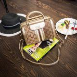 ราคา ยุโรปและอเมริกาผ้าใบไหล่กระเป๋า Messenger ขนาดเล็กถุงกระเป๋าถือสุภาพสตรี สีทอง Other ฮ่องกง