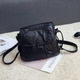 ขาย Zi Mei Yuan กระเป๋าสะพายแฟชั่นสำหรับผู้หญิง สีดำ สีดำ Unbranded Generic ถูก