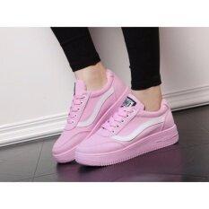 ซื้อ Mf รองเท้าผ้าใบแฟชั่น รุ่น V Shoe ถูก ใน กรุงเทพมหานคร