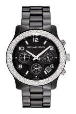 ซื้อ Michael Kors Ladies Watch Ceramic Strap Mk5190 Black ถูก ใน กรุงเทพมหานคร