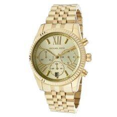 Michael Kors นาฬิกาข้อมือผู้หญิง สายสแตนเลส รุ่น Mk5556 Gold Michael Kors ถูก ใน ไทย