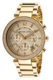 ราคา Michael Kors Parker Watch นาฬิกาข้อมือผู้หญิง สายสแตนเลส รุ่น Mk5354 Gold Michael Kors Thailand