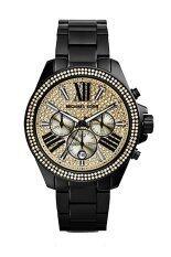 ซื้อ Michael Kors Wren Pave Black Watch นาฬิกาข้อมือสุภาพสตรี Stainless Strap รุ่น Mk5961 Michael Kors ออนไลน์