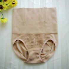 ซื้อ Miracle Bra กางเกงใน กระชับสัดส่วน ลดพุง เก็บหน้าท้อง สีเนื้อ 1 ตัว ถูก