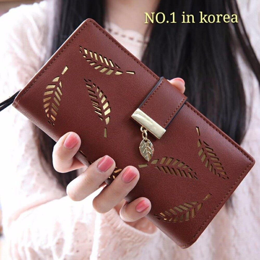 miss fashion SY01Korean long wallet