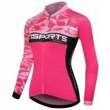 ราคา Mitisports ผู้หญิงขี่จักรยานเสื้อ Dry พอดีชุดปั่นจักรยาน จีน