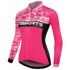 ขาย Mitisports ผู้หญิงขี่จักรยานเสื้อ Dry พอดีชุดปั่นจักรยาน จีน