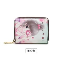 กระเป๋าสตางค์มีหลายช่อง Miyin สหรัฐสาว สหรัฐสาว ฮ่องกง