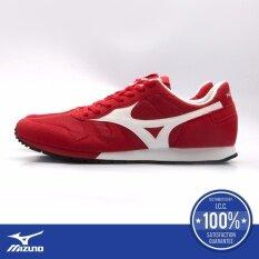ราคา Mizuno Ml87 S รองเท้า Sneaker ผู้หญิง ผู้ชาย มิซูโน่ เอ็มแอล 87 เอส สีแดง Mizuno Ml87 S เป็นต้นฉบับ