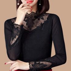 ขาย ซื้อ เสื้อชั้นในตาข่ายของผู้หญิง Modengmeimei แต่งลูกไม้ สีดำ สีดำ ฮ่องกง