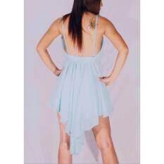 ส่วนลด Monasaชุดราตรีหน้าสั้นหลังยาว ผ้ามุ้งเนื้อนิ่ม สามารถใส่ได้ 4 สี เนื้อผ้าคุณภาพดี ดีไซน์สวยทันสมัย สวมใส่สบาย กรุงเทพมหานคร