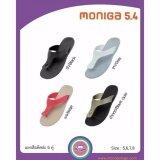 ขาย Monobo รุ่น Moniga 5 4 สีดำ ทอง Monobo ถูก
