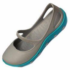 ราคา Monobo Tammy รองเท้าโมโนโบ้ สีเทา สีทะเล Monobo