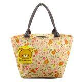 ส่วนลด Morning กระเป๋าถือ Rilakkuma งานลิขสิทธิของแท้ Rga 012 สีน้ำตาล Morning ใน ไทย
