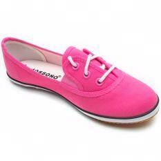 ส่วนลด Mossono รองเท้าผ้าใบ รุ่น Ms032 สีชมพู กรุงเทพมหานคร