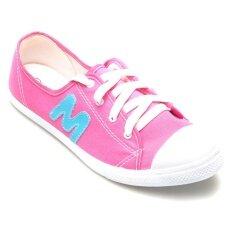 โปรโมชั่น Mossono รองเท้าผ้าใบ รุ่น S050 สีชมพู กรุงเทพมหานคร
