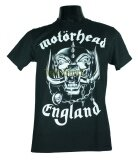 เสื้อวง Motorhead เสื้อยืดวงดนตรีร็อค เสื้อร็อค มอเตอร์เฮด Mth1575 สินค้าในประเทศ เป็นต้นฉบับ