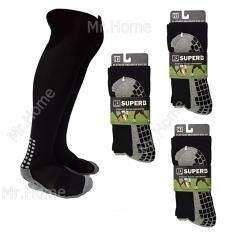 ส่วนลด Mr Home ถุงเท้ากีฬากันลื่น ถุงเท้ากันลื่น แบบยาว สีดำ Set 3 คู่ Mr Home