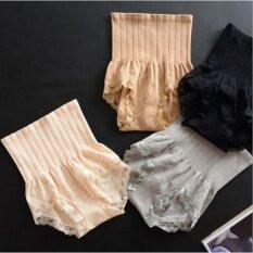 ขาย Munafie กางเกงในเก็บพุง กางเกงในกระชับสัดส่วน Black Beige Brown Grey 1 ชุด Mix Set Munafie