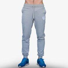 Musculo กางเกงฟิตเนส รุ่นแทปเป้อ1 สีเทา ถูก