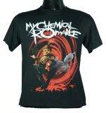 ขาย เสื้อวง My Chemical Romance เสื้อยืดวงดนตรีร็อค เสื้อร็อค Mcr765 สินค้าในประเทศ ออนไลน์ ใน ไทย