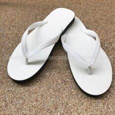 ขาย Nanyang รองเท้าแตะช้างดาว ขาว Nanyang ออนไลน์