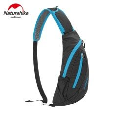 ราคา Naturehike Outdoor Bag For Men Women Cycling Camping Hiking Climbing Sport Waterproof Nylon Shoulder Bag Backpack Intl เป็นต้นฉบับ