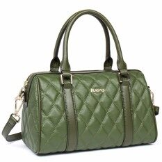 Nawo Women S Genuine Cow Leather Fashion Casual Zipper Strap Shoulder Bag(Clearance Sale) Intl เป็นต้นฉบับ