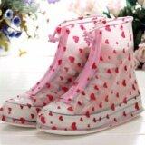 Gifts4U Shop ถุงคลุมรองเท้ากันฝน บูธกันฝน รองเท้ากันน้ำ รองเท้ากันฝน ลายหัวใจ สีแดง Gifts4U ถูก ใน กรุงเทพมหานคร
