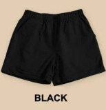 New 2017 Summer Candy Color Women Shorts Casual Style Ladies Shorts Hot Sale Plus Size Cotton Female Shorts Xxl Black Intl เป็นต้นฉบับ