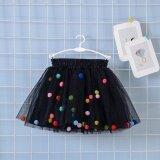ขาย ซื้อ New Baby Tutu Skirt Princess Colorful Balls Skirt Girls Kids Party Ballet Dance Wear Dress Pettiskirt Clothes Intl