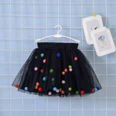 ราคา New Baby Tutu Skirt Princess Colorful Balls Skirt Girls Kids Party Ballet Dance Wear Dress Pettiskirt Clothes Intl ใหม่ล่าสุด